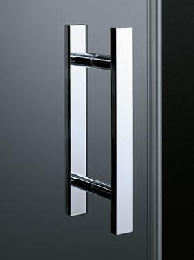 Фурнитура на стеклянную дверь для душевой кабины