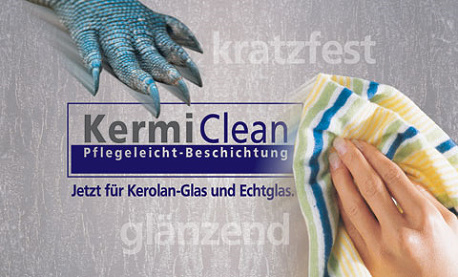 Покрытие для стекла Kermi Clean