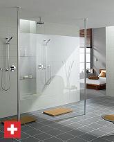 Душевое ограждение Kermi Walk-in-Shower FREE